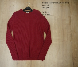 Beretta Chesterfield Jumper