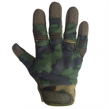 Tactical Camo Gloves