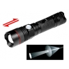Clulite Adjust-a-Beam Rechargeable LED Torch image 1