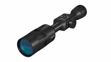ATN X-Sight 4K PRO 3-14x Smart HD Day/Night Riflescope