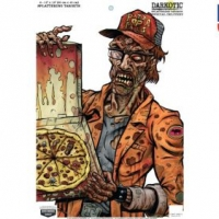 Birchwood Casey Darkotic Special Delivery Splatter Target