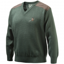 Beretta Pheasant V-Neck Sweater