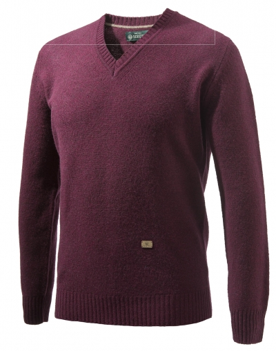 Beretta V-neck Sweater