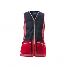Beretta Men's Silver Pigeon Vest - Red