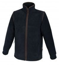 Beretta Woodbridge Fleece Jacket- Charcoal