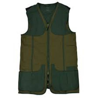 Beretta Urban Cotton Vest - Dark Olive
