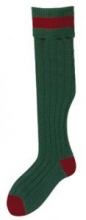 Bisley No13 Stockings - Olive/Cassat