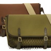 Bisley Traditional Canvas Game Bag