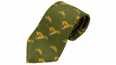 Bisley Hounds and Hares Tie