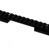 Britannia Rails Browning X-Bolt Standard Rail 0 MOA T6 Aluminium - Long Action image 1