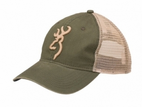 Browning Willow/ Olive Buckmark Cap