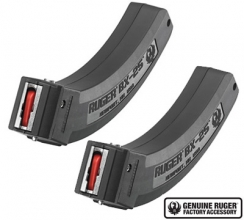 Ruger BX-25 - Two Pack Magazine