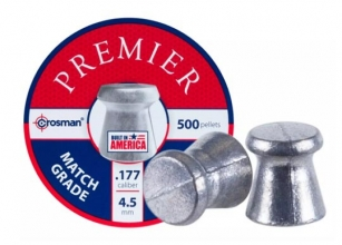 Crosman Premier Match Grade Pellets