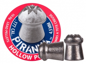 Crosman Piranha Hollow Point Pellets