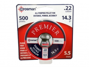 Crosman Premier Domed Ultra Magnum Pellets