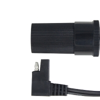 Deben Bullet 12V Plug (Right angle)