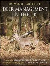 Deer Management in The UK–By Dominic Griffith