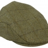 Derby Tweed Flat Cap - Dark Tweed image 1