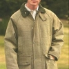 Derby Tweed Shooting Jacket - Sage image 1