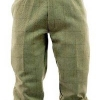 Derby Light Tweed Breeks - Sage image 1