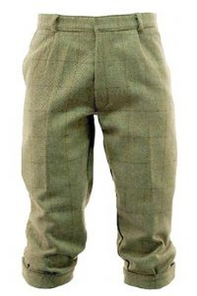 Derby Light Tweed Breeks - Sage