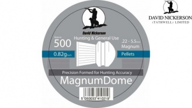 David Nickerson Magnum Dome - .177