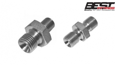 Double Male Coupling by Best Fittings