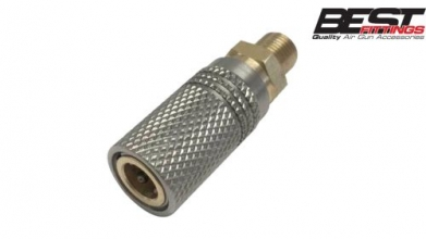 Extended Quick Coupler Socket by Best Fittings