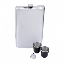 Artamis 64oz Large Hip Flask