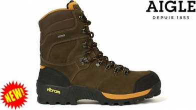 NEW Aigle Altavio High Gore-Tex Boots