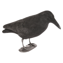 Jack Pyke Flocked Crow Decoy
