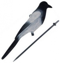 Jack Pyke Flocked Magpie Decoy