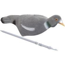 Jack Pyke Flocked Pigeon Shell (pack of 12)
