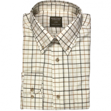 Jack Pyke Countryman Shirt- Brown