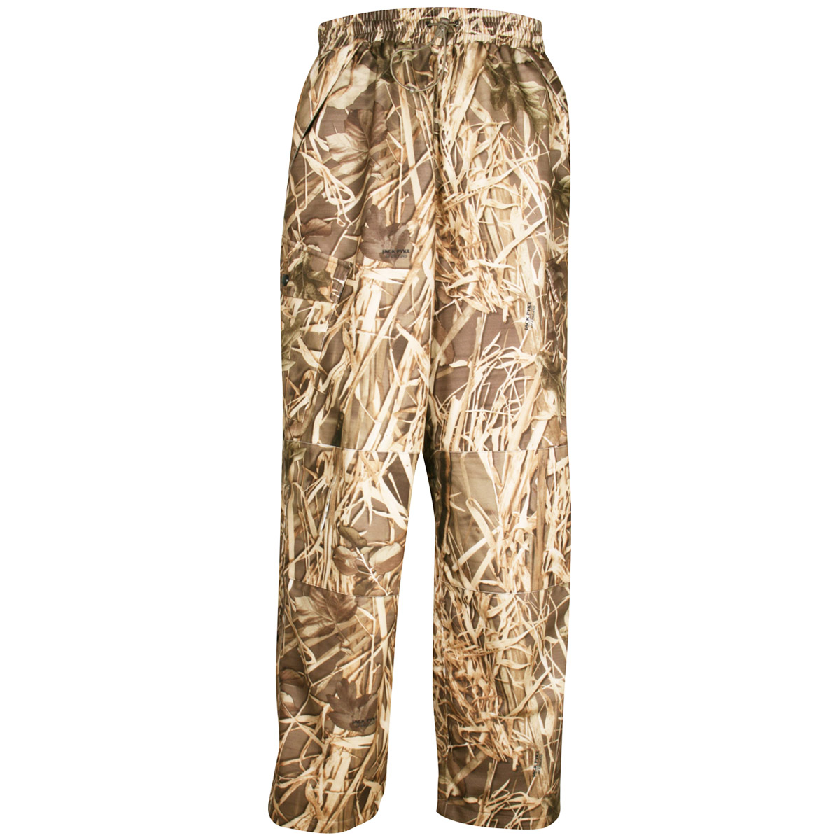 JACK PYKE TECHNICAL FEATHERLITE WATERPROOF TROUSERS MENS S-3XL OLIVE HUNTING