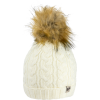 Jack Pyke Ladies Cable Knit Bob Hat image 1