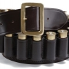 20G Croots Malton Leather Cartridge Belt image 1