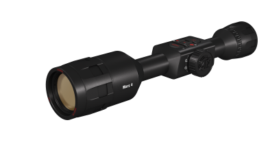 ATN Mars 4 Thermal Imaging Rifle Scope 4.5-18x