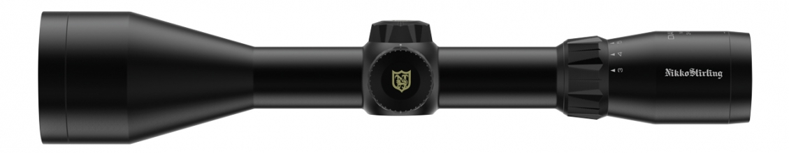 Nikko Stirling Metor 3-12x56 Scope