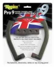 Napier Pro9 Hearing Protection