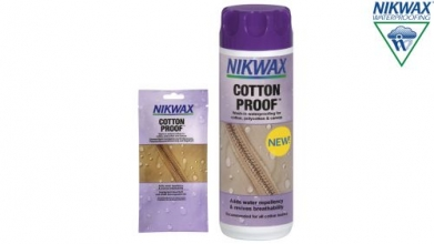 Cotton Proof by Nikwax