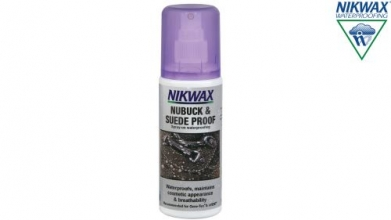 Nubuck & Suede Spray 125ml by Nikwax