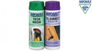 Tech Wash Twin Pack by Nikwax