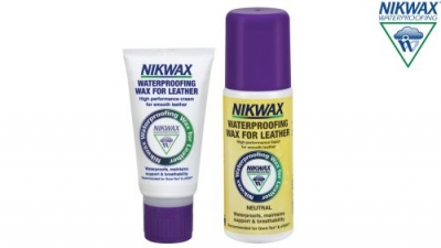 Waterproofing Wax for Leather by Nikwax