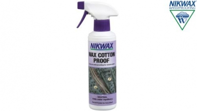 Wax Cotton Proof 300ml by Nikwax