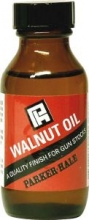 Walnut Oil 50ml by Parker-Hale