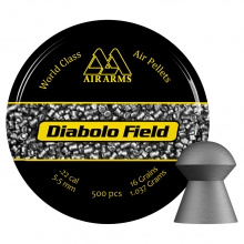 Air Arms Diabolo Field