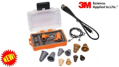 Electronic Ear Plug Kit by Peltor