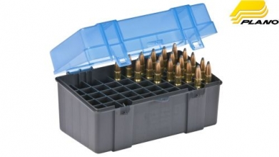 Plano Rifle Ammo Box (50 rounds)