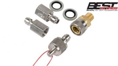 Quick Coupler Sockets by Best Fittings